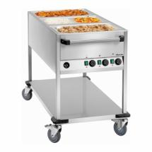 Chariot bain-marie (Buffet mobile)